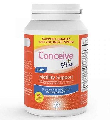 Conceive Plus (60 Cápsulas) - Apoio à Motilidade Masculina
