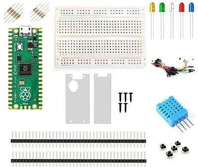 Kit Start Raspberry Pi Pico
