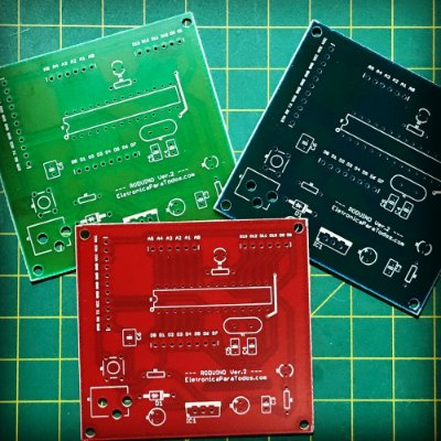 KIT PLACA RODUINO (ARDUINO STAND ALONE)