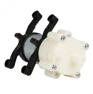 Mini Bomba De Água - Rs-385 - Alto Fluxo