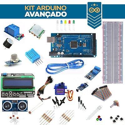 Kit Arduino Avançado