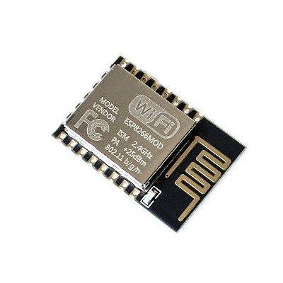 Módulo WiFi ESP8266 ESP-12E Black