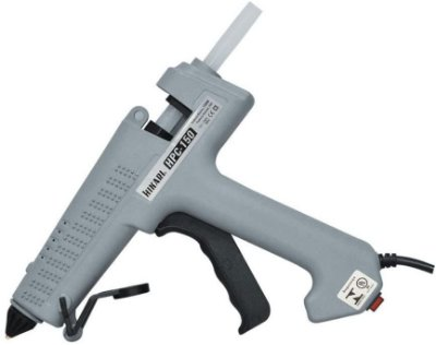 Pistola de Cola Quente Profissional Hikari HPC-150 Bivolt