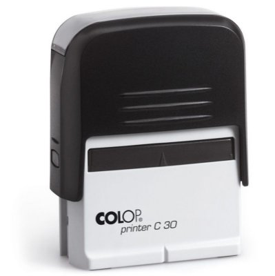 Carimbo Colop C30 Printer 30 - Carimbo Automático