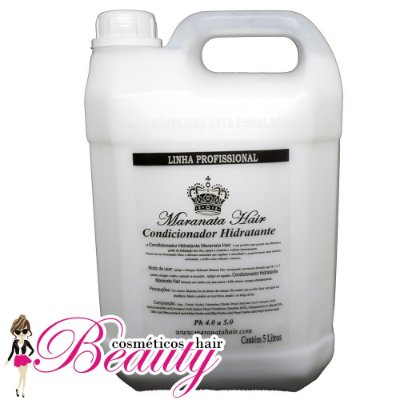 Condicionador Hidratante Maranata Hair 5 litros