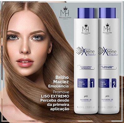 Progressiva Xtreme Evolution Maranata Hair 1 L
