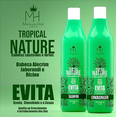 Kit Tropical Nature 1L ( Shampoo + Condicionado)r