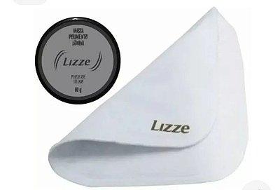 Kit De Polimento Titanio Lizze Extreme Profissional Original