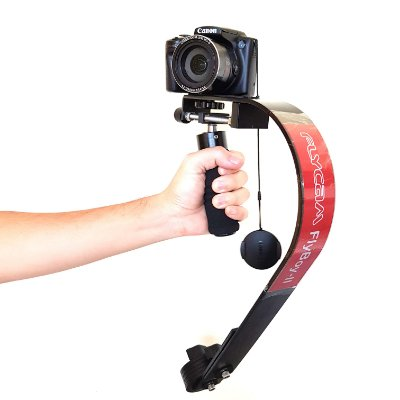 Estabilizador de câmera Flycam Flyboy II –MIni Steadycam
