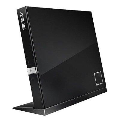 Leitor e Gravador de CD DVD e Blu-Ray - ASUS