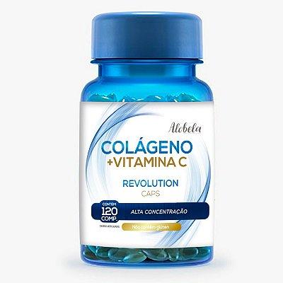 Revolution Caps - Colágeno + Vitamina C