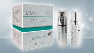 Kit Diamond - Contra o Melasma