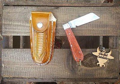 Canivete Tradicional Com Bainha