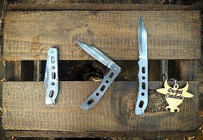 Canivete Alumínio