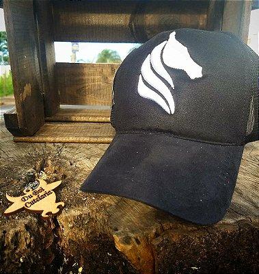 Country - Boné Cavalo