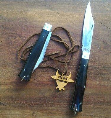 Canivete Churrasqueiro Cabo de Chifre