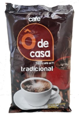 Café Ô de Casa - Moído