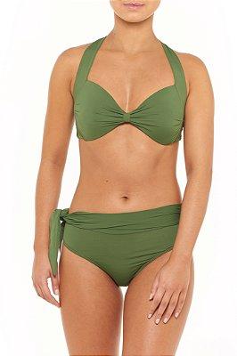Biquini Hy Brasil HB02 Verde Agreste