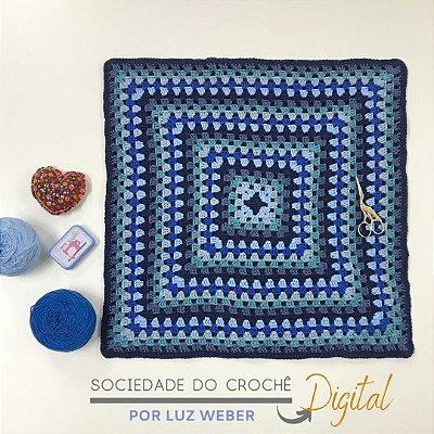Curso de Crochê pelo zoom - Sociedade do Crochê