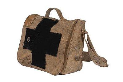 Bolsa Carteiro Cruz