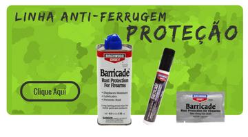 mini banner barricade produtos
