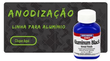 anodização de aluminio