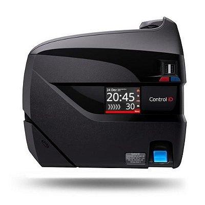 Relógio Homologado Control ID - ID Class + Software Tponto + 50 cartões de proximidade.