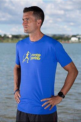 Camiseta Corrida Perfeita Clássica - Poliamida Superior