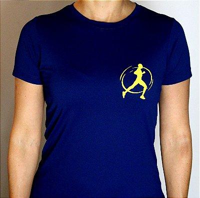 Camiseta Corrida Perfeita Básica