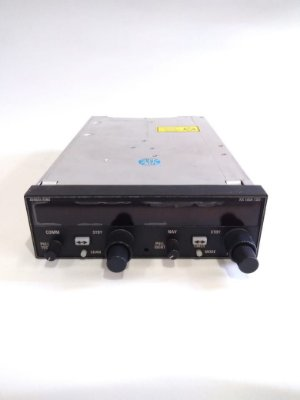 VHF COMM / NAV - KX 165A - BENDIX KING