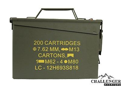 Caixa NTK de munição Ammo Box