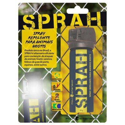 Defende Spray Repelente Para Animais 40G POLY DEFENSOR
