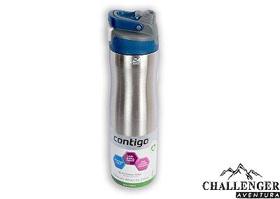 Garafa Contigo Azul 710 ML