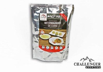 Kit Strogonoff de Carne Liofilizado