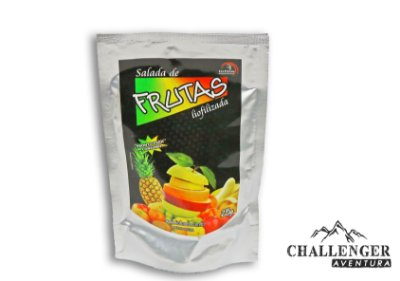 Salada de Frutas Liofilizada