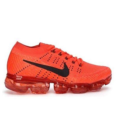 Tênis Nike Air Vapormax Flyknit Vermelho