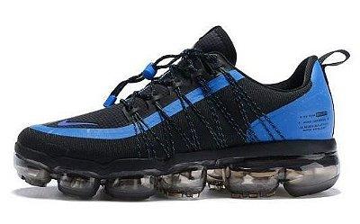 Tênis Nike Air VaporMax Utility Preto e Azul