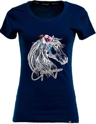 CAMISETA T-SHIRT HORSE COPENHAGEN