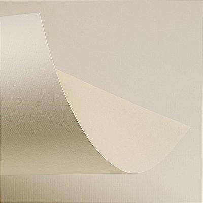 Papel Vergê Plus Âmbar 120g/m² - 48x66cm