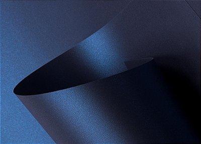 Papel Sirio Pearl Shine Blue 125g/m² - 66x96cm