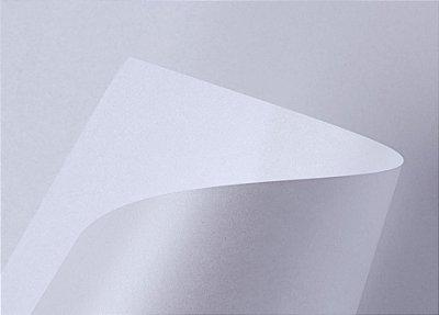 Blister Sirio Pearl Ice White 300g - Formato A4 com 60 folhas