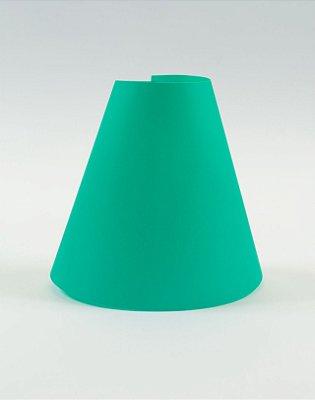 Abajur Color - Turquesa