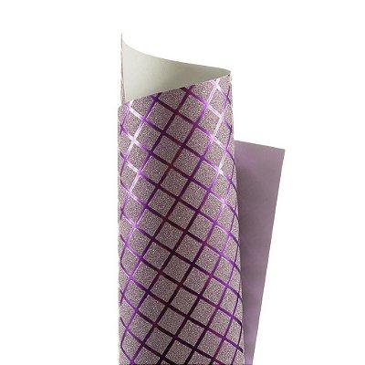 Cryogen Square Purple