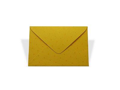 Envelopes 72 x 108 mm - Rio de Janeiro Decor Bolinhas Incolor - Lado Externo