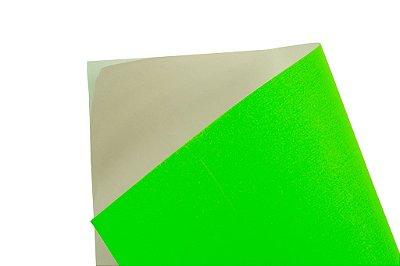Adesivo Fluor Green