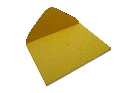 Envelopes 114 x 162 mm - Rio de Janeiro Decor Bolinhas Incolor - Lado Externo