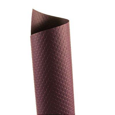Papel Tx Max Escamas Mendoza 30,5x30,5cm com 5 unidades