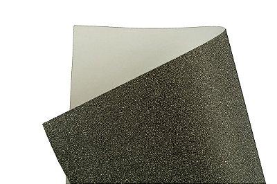 Papel Cryogen Shine Black 30,5x30,5cm com 2 unidades