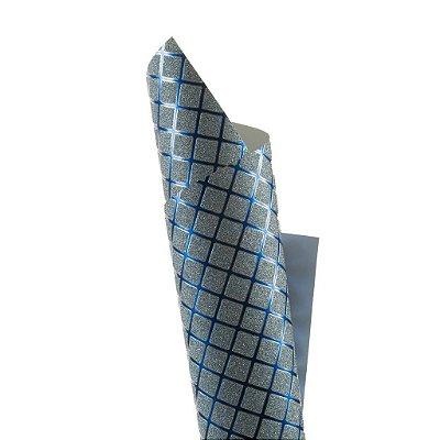 Papel Cryogen Square Blue 30,5x30,5cm com 2 unidades