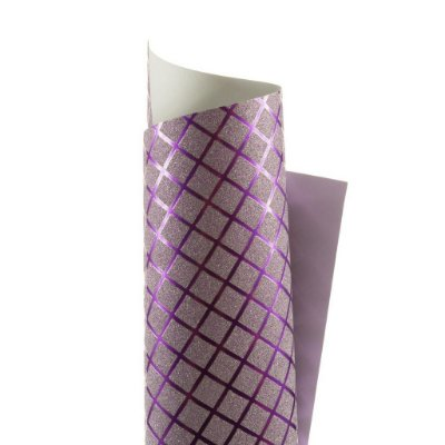 Papel Cryogen Square Purple 30,5x30,5cm com 2 unidades